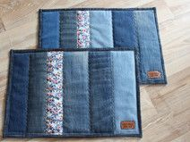 Image result for Topflappen aus Jeans