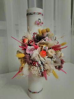 Decorative Candles, Christmas Wreaths, Easter, Holiday Decor, Handmade, Wedding, Home Decor, Valentines Day Weddings, Hand Made