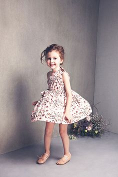 Luna Leggings Style | Another sweet dress from Nellystella.  Pair with Luna Leggings from http://www.lunaleggings.com/store/
