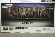 SAMSUNG UE-40JU6050 101cm (40 Zoll) 4K UHD 800Hz PQI LED Smart TV WLAN Neuwertig; EEK A++sparen25.com , sparen25.de , sparen25.info