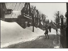 winter in Oudkarspel '63