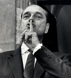 Jacques Chirac - former French President
