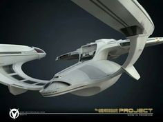 Grandeur Class Starship.  Late 24th /Early 25th Century.