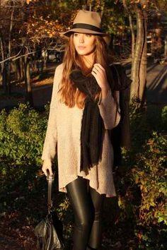 Fall Style Clara Alonso