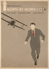 Image result for north by northwest poster