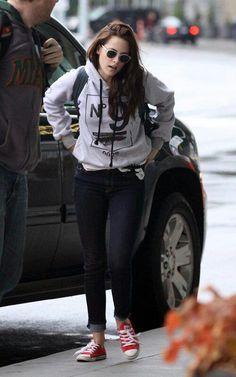 Kristen Stewart street style