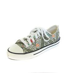 Tennis Shoe - Verde Oliva