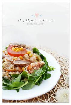 panzanella salad Italian Pasta Recipes Authentic, Italian Recipes, Salad, Cooking, Food, Kitchen, Essen, Salads, Meals