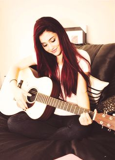 Ariana Grande ♥ Just love her and her songs