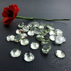 1 pcs 6mm AAA Natural Green Amethyst Round Shape by AoryNL on Etsy