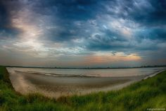 Colors in the salt lake by margheorlandi