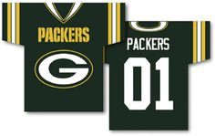 GB Packers Jersey Banner - Fly Me Flag