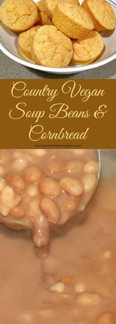 A 'just like my mom used to make' recipe for real, down home, simmer all day, kentucky style soup beans - made for vegans of course. Just add cornbread :)