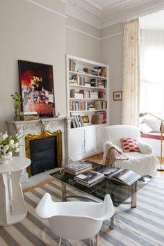 VINTAGE & CHIC: decoración vintage para tu casa · vintage home decor: El piso perfecto · The perfect apartment (by Noel Marichalar)
