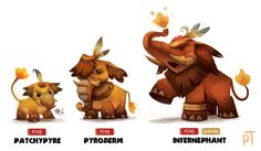 DAY 484. Fake Pokemon by Cryptid-Creations on deviantART