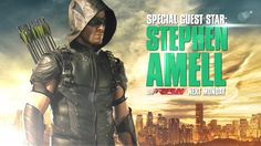 I am so looking forward to Monday Night RAW this Monday, where Stephen Amell better known as Arrow confronts Stardust the Wrestler, will you be watching?
