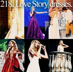 Little Taylor Swift things! ♥ Love Story dresses