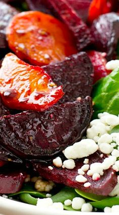 Maple-Roasted Beet a