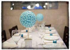 Bat Mitzvah table decorations https://rockpaperscissors2.wordpress.com/2015/11/30/bat_mitzvah_table_decorations/ #bat_mitzvah #batmitzvahdecorations #centerpieces #centerpiecedDIY