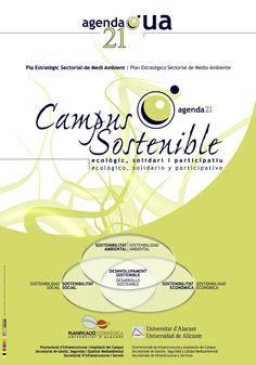 Universitat d'Alacant: Plan Estratéxico Sectorial de Medio Ambiente