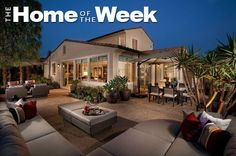 Want to go backstage in America's top model homes -- and get the latest design tips and new products for your home? Sign up for our free Home of the Week eNewsletter: http://www.newhomesource.com/resourcecenter/articles/home-of-the-week-sign-up-form