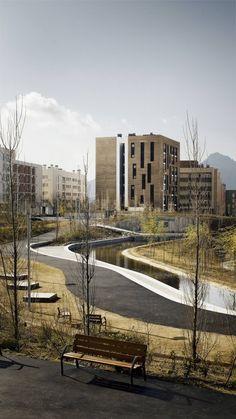 Urbanismo para la vida.