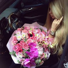 Let your luxury love story happen at the millionaire dating site Luxury Gifts For Her, Birthday Love, Lavender Scent, Layered Cuts, Female Images, Long Hair Styles, Instagram Posts, Flowers, Beauty