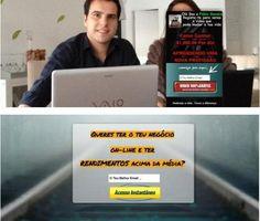 8 passos para teres sucesso em negócio On-line! 6 passo, ter ....  Para receberes mais informações no teu email clica neste link: http://www.fabioasgouveia.com/c/?p=oteunegocio&ad=pinterest
