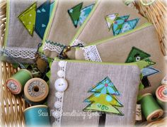 Sewing a forest