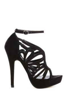 Stephanie Strappy Heel on HauteLook. If only I could still wear heels!