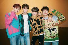 Hyun Suk, Treasure Boxes, South Korean Boy Band, Boy Bands, Yoshi, Boy Groups, Christmas Sweaters, Survival, Fandom
