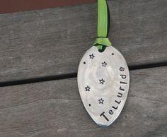 #Telluride Vintage Spoon Ornament