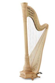Trianon Harpe à Pédales Camac