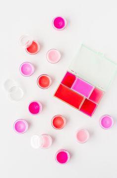 Natural DIY Lip Balm