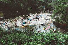 Paradise Found: Krause Springs | Free People Blog #freepeople