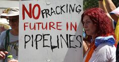 Senators: Keep FERC from Approving Fracked-Gas Pipelines! - Food & Water Watch Fund