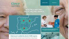 Clece lanza un nuevo portal de información a mayores  http://www.dependenciasocialmedia.com/2014/01/clece-lanza-un-nuevo-portal-de-informacion-a-mayores/