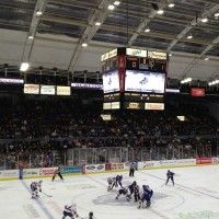 LED lighting shining on more AHL arenas