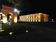 Casa das 11 Janelas,ponto turístico de Belém do Pará,Brasil