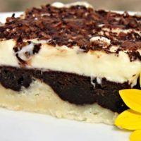 Tiramisu, Food And Drink, Ethnic Recipes, Desserts, Brownies, Tailgate Desserts, Cake Brownies, Deserts, Postres