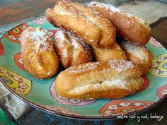 huesillos Sweet Cooking, Pan Bread, Spanish Food, Food Design, Pretzel Bites, Donuts, Cake Recipes, French Toast, Cookies