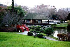 C'est le Jardin Japonais Toulouse, Mansions, House Styles, Home Decor, Gardens, Cities, Japanese Language, Mansion Houses, Homemade Home Decor