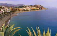 Almuñecar #Granada #playa #beach