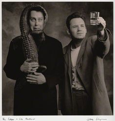 Vic and Bob Vic Reeves, Face Anatomy, Funny Bones, Stuff And Thangs, Comedians, Circuit, I Laughed, Peeps, Acting