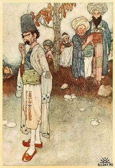 Ali Baba und die 40 Diebe