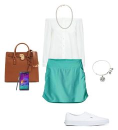 """My Birthday OOTD 28/12/2016"" by ladykbaez on Polyvore featuring 10 Crosby Derek Lam, Patagonia, Vans, Michael Kors, Alex and Ani, Samsung and Mikimoto"
