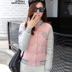 22.50$  Buy now - http://ali09i.shopchina.info/go.php?t=32722427164 - NIJIUDING 2017 New winter jacket women Korea fashion uniform warm jackets winter coat women down cotton female parkas  22.50$ #SHOPPING
