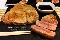 Tonno+fresco+al+sesamo