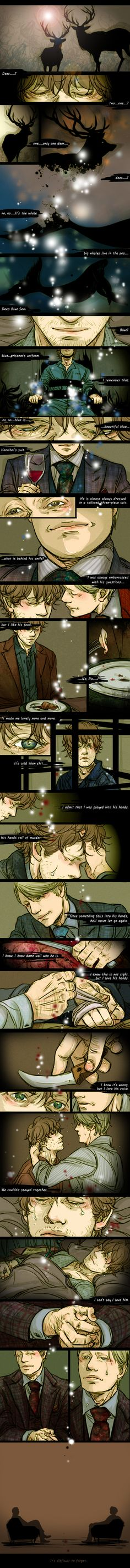 hannigram - tears by young212 this will hunt forever ;-;