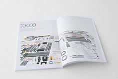 Schmitt + Sohn Aufzüge — Unternehmensbroschüre / Projekte / Projekttriangle Design Studio